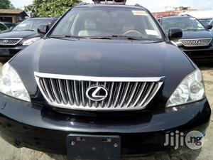 Lexus RX 350 2008 Black | Cars for sale in Lagos State, Apapa