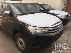 Toyota Hilux 2017 Black | Cars for sale in Lagos State, Victoria Island