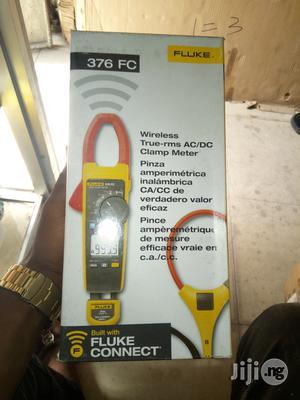 Fluke 376 Digital Clampe Meter | Measuring & Layout Tools for sale in Lagos State, Ojo
