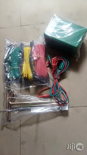 Duoyi Digital Earth Tester | Measuring & Layout Tools for sale in Lagos State, Ojo