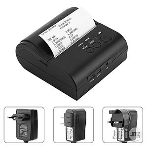 Universaluniversal 80mm Mini Portable Bluetooth Thermal Printer | Printers & Scanners for sale in Lagos State, Ikeja