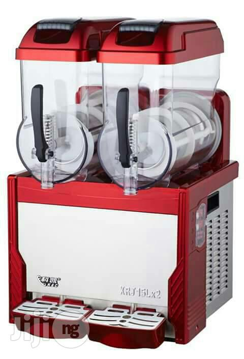 2-tank Slush Juice Dispenser Machine   Restaurant & Catering Equipment for sale in Wuse, Abuja (FCT) State, Nigeria