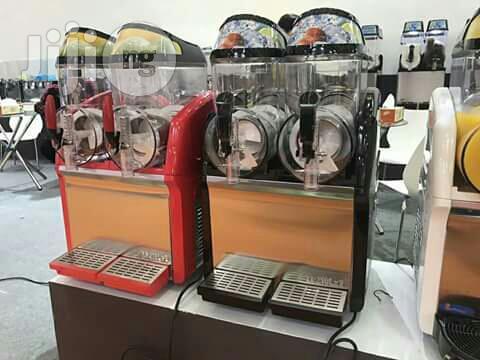 Industrial Slush Juice Dispenser Machine