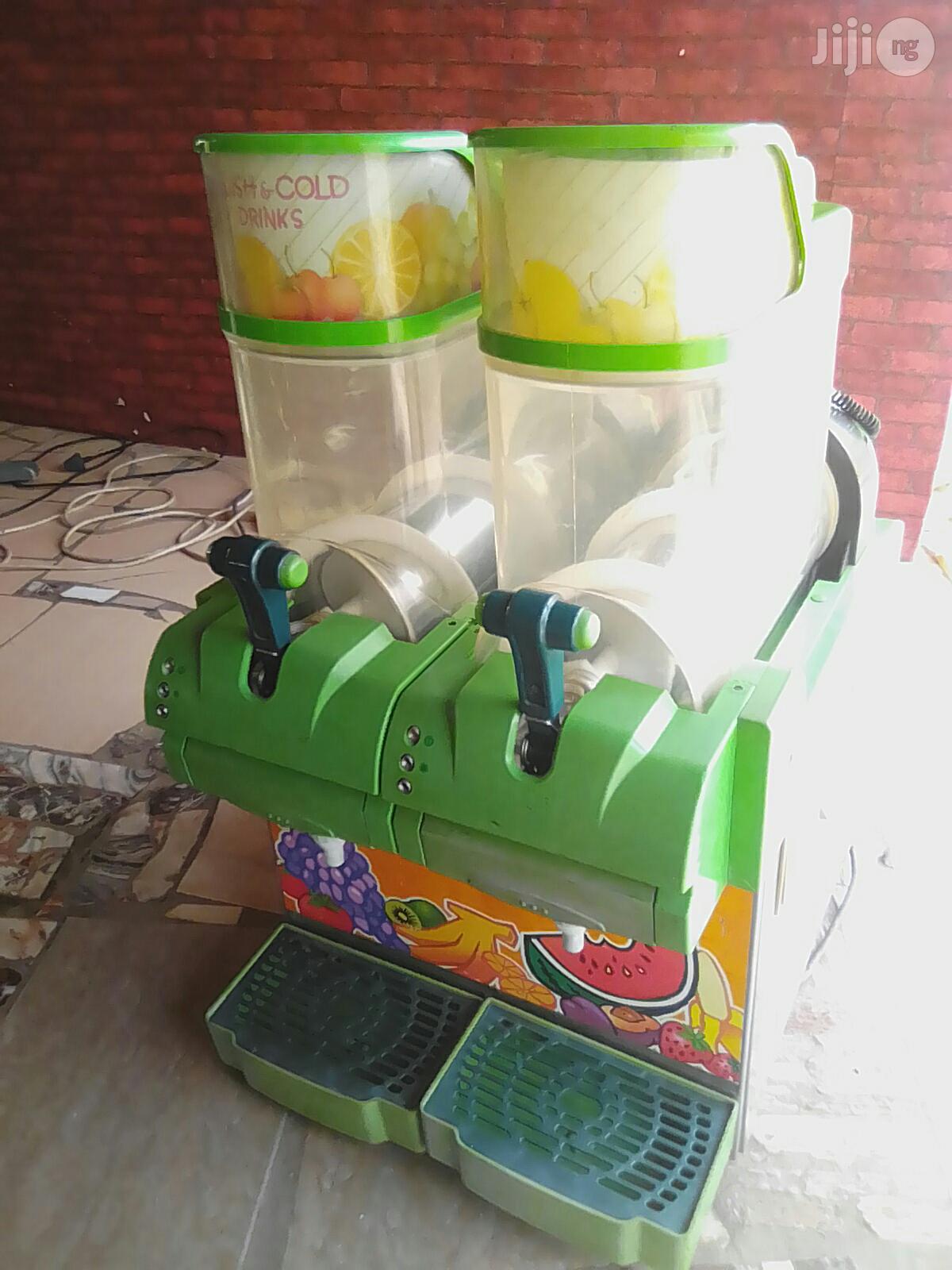 Industrial Slush Juice Dispenser Machine   Restaurant & Catering Equipment for sale in Wuse, Abuja (FCT) State, Nigeria