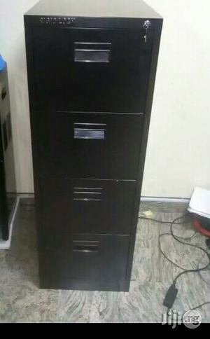 Strong 4-Drawer Office Filing Cabinet   Furniture for sale in Lagos State, Lekki
