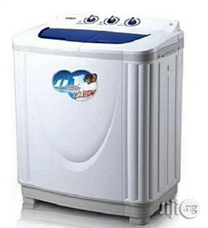 QASA Double Tubs Washing Machine 8.2kg | Home Appliances for sale in Lagos State, Alimosho
