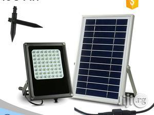 12 Leds Solar Sensor Wall and Street Light | Solar Energy for sale in Delta State, Oshimili South