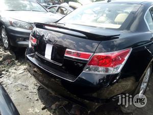 Honda Accord 2010 Sedan EX V-6 Black | Cars for sale in Lagos State, Apapa