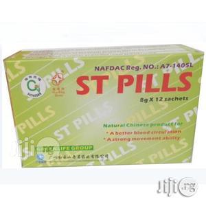 ST Pills - Stroke Brain Damage   Vitamins & Supplements for sale in Lagos State, Ikeja