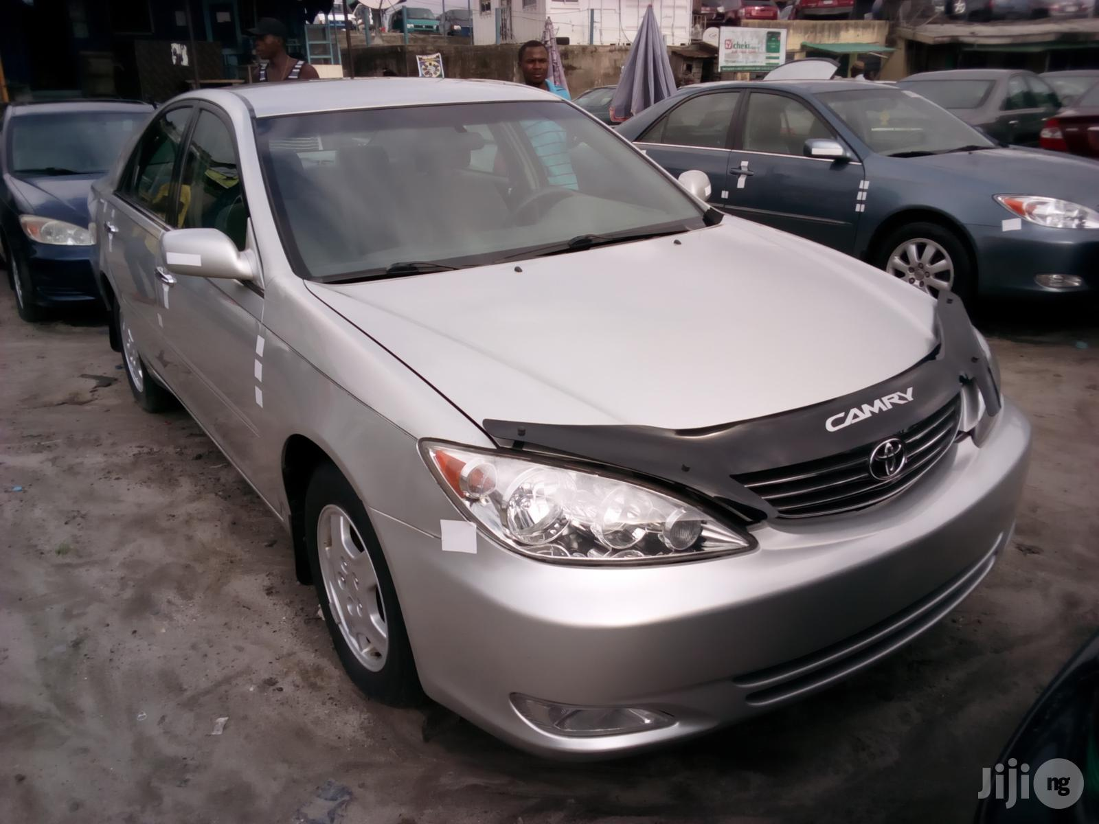 Toyota Camry 2004 Silver   Cars for sale in Apapa, Lagos State, Nigeria