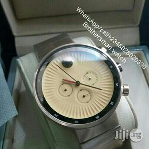 Movado Bold Chronogragh Chain Watch | Watches for sale in Lagos State, Surulere