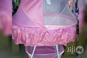 LMV Baby Cot Bed With Net   Children's Furniture for sale in Lagos State, Surulere