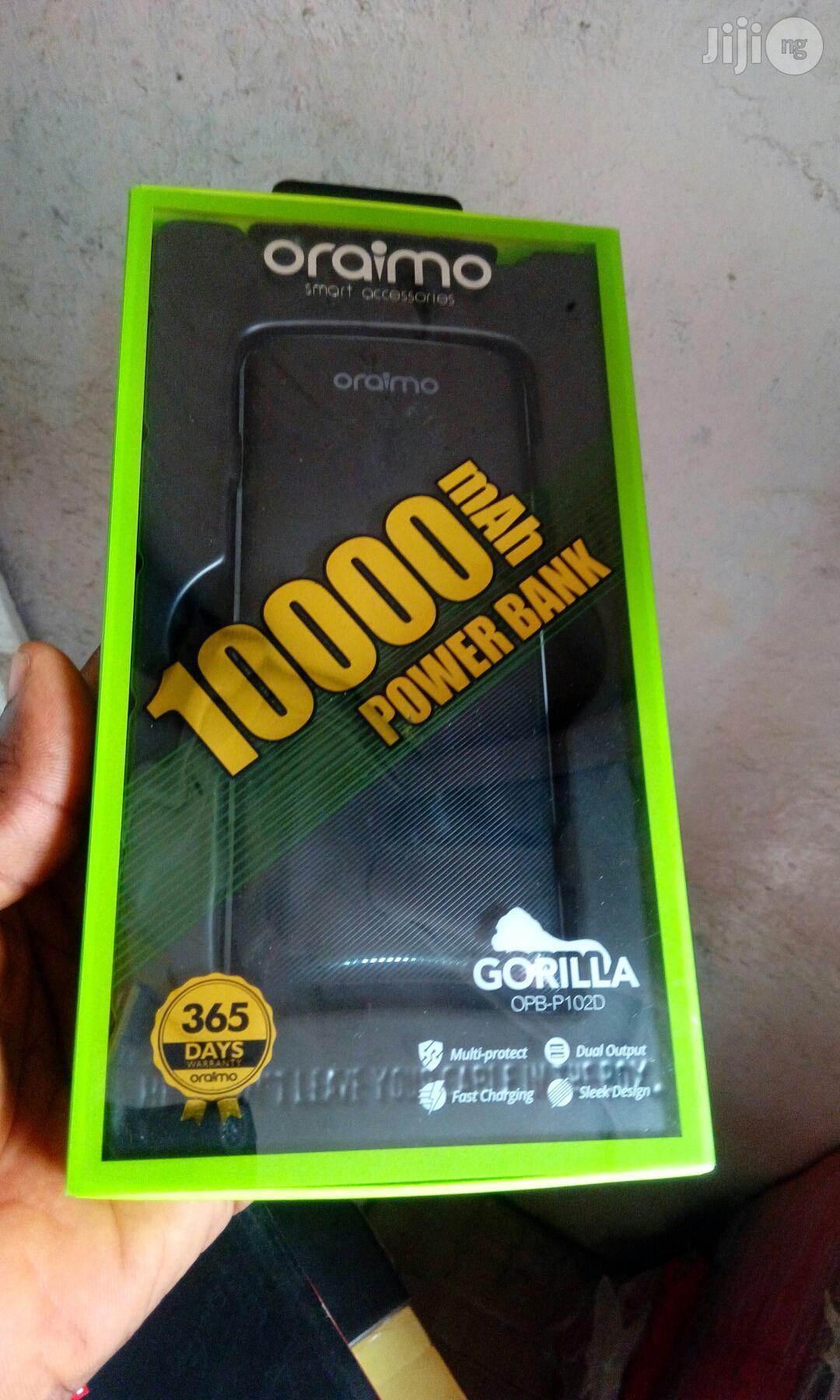 Oraimo Power Bank 10000mah