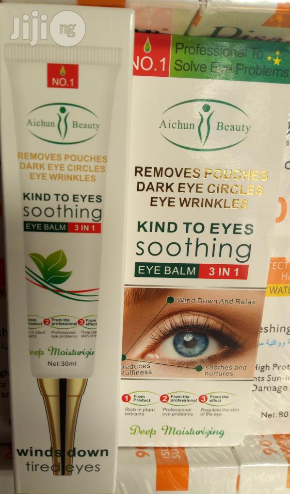 Aichun Beauty Eye Dark Circle Remover