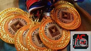 Gold, Silver And Bronze Medals | Arts & Crafts for sale in Lagos State, Ikeja