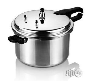 Qasa Pressure Pot Cooker 7litre | Kitchen Appliances for sale in Lagos State, Ojo