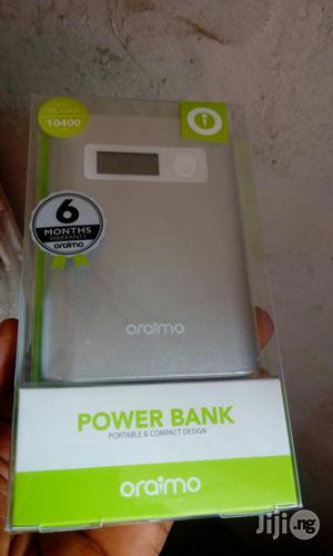 Oraimo Power Bank 10000mah | Accessories for Mobile Phones & Tablets for sale in Lagos State, Ikeja