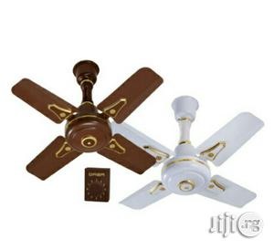 """Qasa Ceiling Fan Shortblade 24"""" 