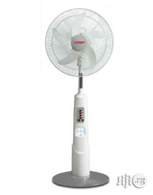 """Qasa Rechargeable Fan 16""""   Home Appliances for sale in Lagos State, Ojo"""