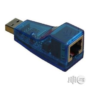 USB To LAN Adapter Stick   Computer Accessories  for sale in Lagos State, Ikeja