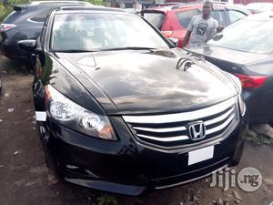 Honda Accord 2009 Sedan EX-L V6 Automatic Black | Cars for sale in Lagos State, Apapa