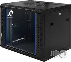 9U Data Cabinet Wall Mount Rack 600 By 450mm | Furniture for sale in Lagos State, Ikeja