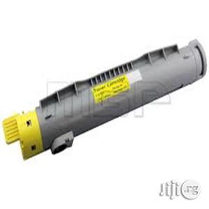 Ion Xerox XT-7800 Yellow Phaser Toner Cartridge | Accessories & Supplies for Electronics for sale in Lagos State, Ikeja
