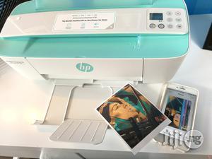 Brand New Hp Deskjet Ink Advantage Printer Scanner Photocopy   Printers & Scanners for sale in Lagos State, Ikeja
