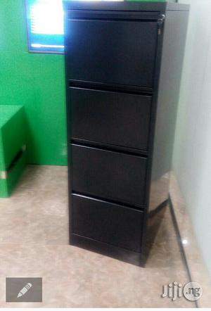 Quality New 4-Drawer Office Filing Cabinet | Furniture for sale in Lagos State, Lekki