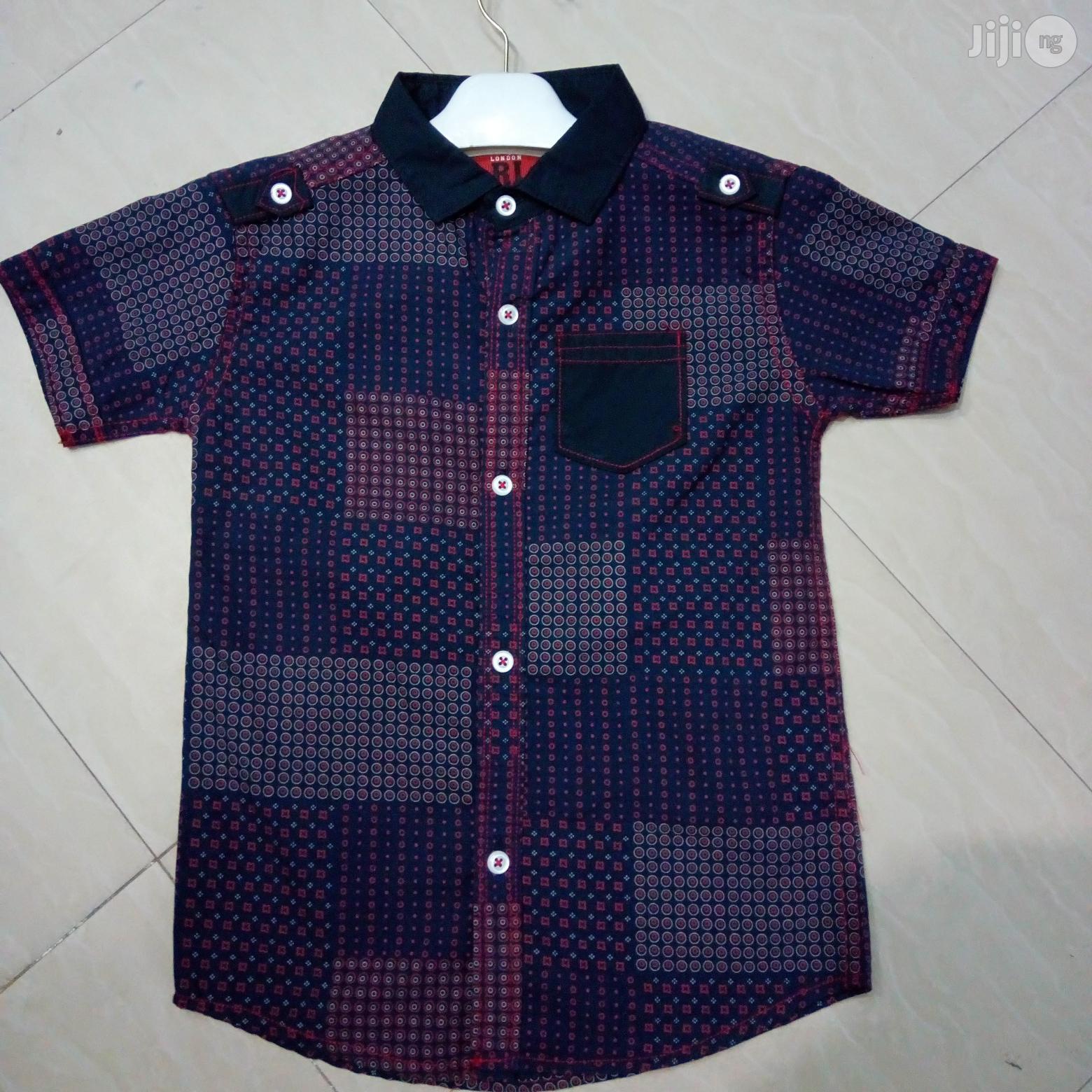 RJ Boys Shirts