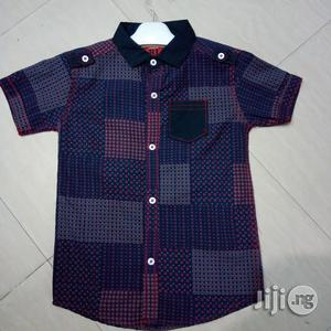 RJ Boys Shirts | Children's Clothing for sale in Lagos State, Yaba
