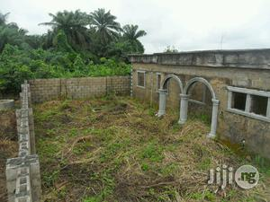 Uncompleted 3 Bedroom Flat for Sale at Oko-Afo After Agbara | Houses & Apartments For Sale for sale in Lagos State, Badagry