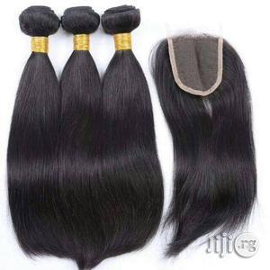 European Hair European Hair 9A Grade, European Silky Straight Human Ha   Hair Beauty for sale in Lagos State, Lagos Island (Eko)