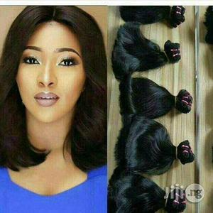 Generic Real Virgin Hair 12 Inches Clip in Silky Soft Remy Rea | Hair Beauty for sale in Lagos State, Lagos Island (Eko)