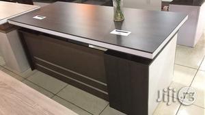 Walnut and White Executive Table | Furniture for sale in Lagos State, Ilupeju