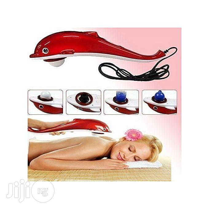 Infrared Dolphin Shaped Body Parts Massager