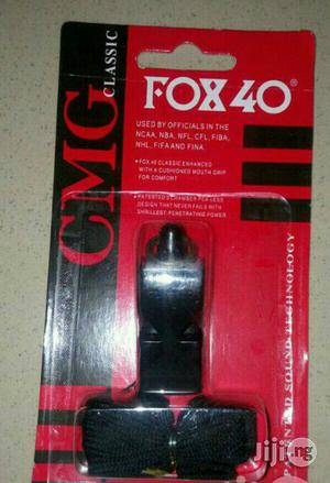 40 Fox Whistle   Sports Equipment for sale in Lagos State, Ikeja