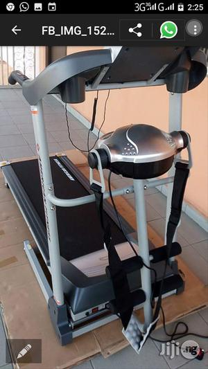 American Fitness 2hp Treadmill Machine   Sports Equipment for sale in Lagos State, Ikeja