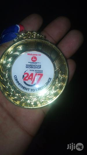 Get Ur Gold, Silver, Bronze Medals With Costormising | Arts & Crafts for sale in Lagos State, Ikeja