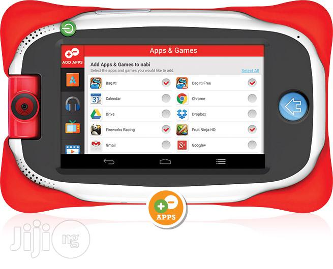 Educational Android Tablet With Pre-Loaded Apps