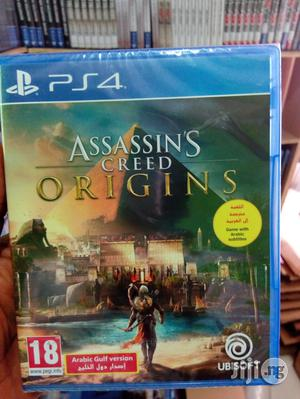 PS4 Assassin's Creed Origins | Video Games for sale in Lagos State, Ikeja