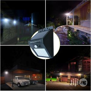 20 LED Solar Powered Motion Sensor Light.   Solar Energy for sale in Lagos State, Ikeja