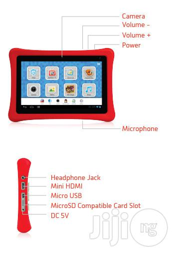 Educational Android Tab for Kids With Complete Accessories