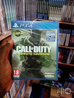 PS4 Call Of Duty Infinite Warfare   Video Games for sale in Lagos State, Agege