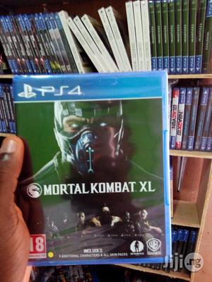 PS4 Mortal Kombat XL | Video Games for sale in Lagos State, Ikeja