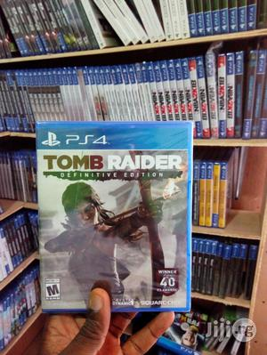 PS4 Tomb Raider Definitive Edition | Video Games for sale in Lagos State