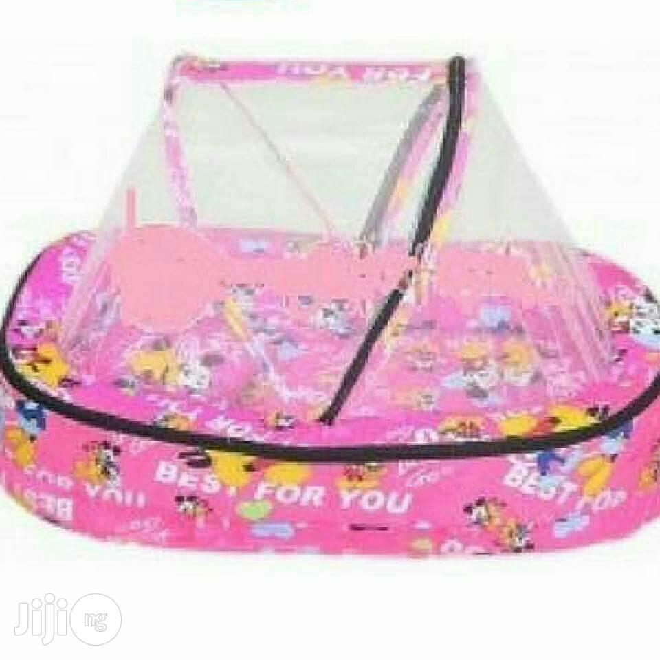 Universal Baby Bed With Net