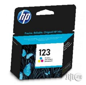 Hp 123 Colour Ink   Accessories & Supplies for Electronics for sale in Lagos State, Ikeja