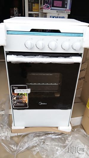 Midea Gas Cooker 4 Gas Bouner | Kitchen Appliances for sale in Abuja (FCT) State, Gwagwalada
