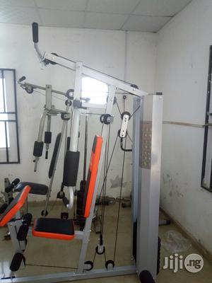 One Station Home Gym | Sports Equipment for sale in Lagos State, Surulere